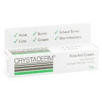 Crystaderm Cream (15g)