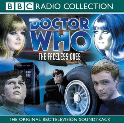 Doctor Who: Faceless Ones: Narrated by Patrick Troughton: Collector's Edition image