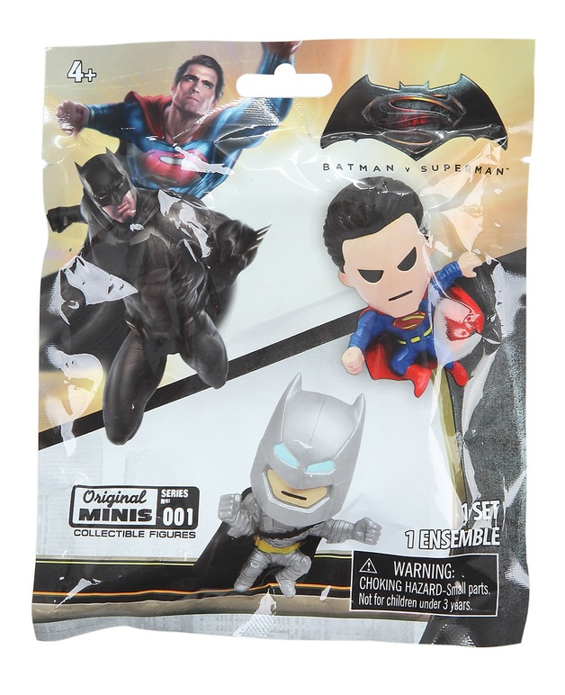 Batman Vs Superman 1 Random Figure Blind Box NEW Mystery Minis