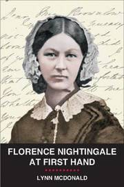 Florence Nightingale at First Hand image
