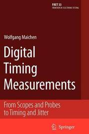Digital Timing Measurements by Wolfgang Maichen