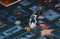 The Crow: Fire it Up - Board Game image