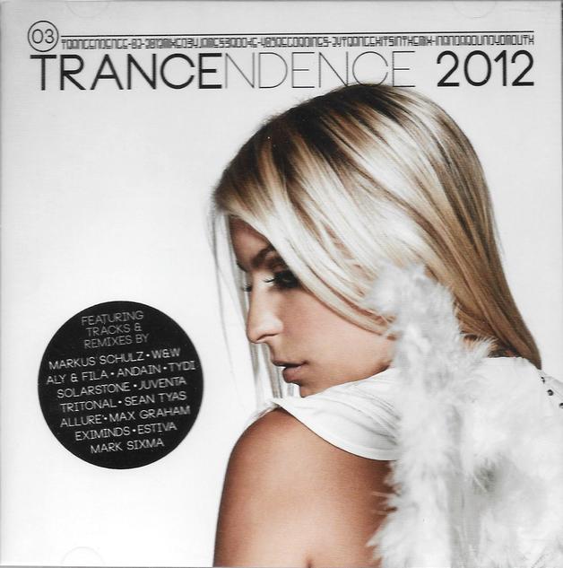 Trancendence 2012 Vol.3 (2CD) by Various