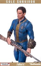"Fallout 4: Sole Survivor - 21"" Collectors Statue image"