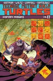 Teenage Mutant Ninja Turtles, Vol. 17 by Tom Waltz