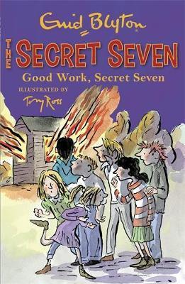 Secret Seven: Good Work, Secret Seven by Enid Blyton