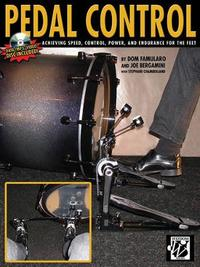 Pedal Control: Book & CD by Alfred Publishing image