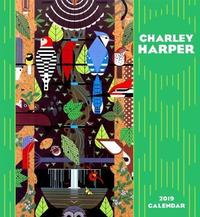 Charley Harper 2019 Wall Calendar