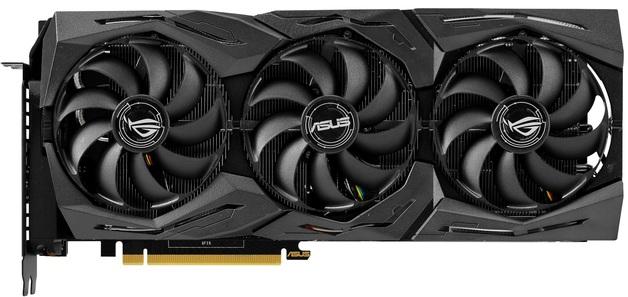 ASUS ROG Strix GeForce RTX 2080 TI OC 11GB GPU