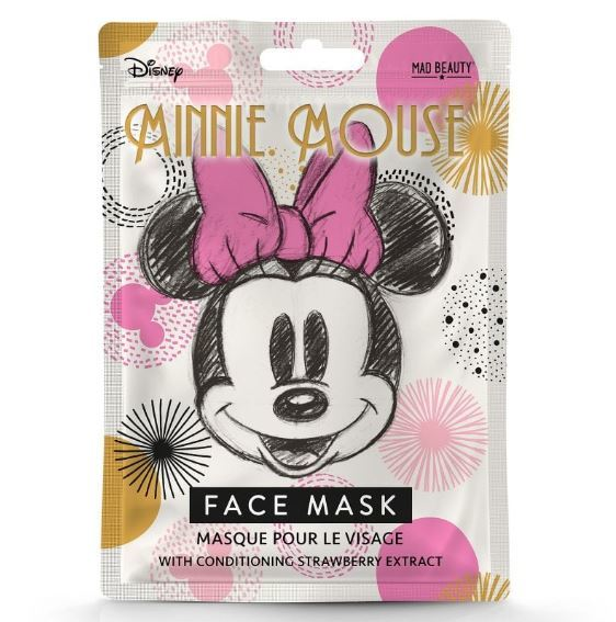 Mad Beauty: Disney Minnie Magic Face Mask