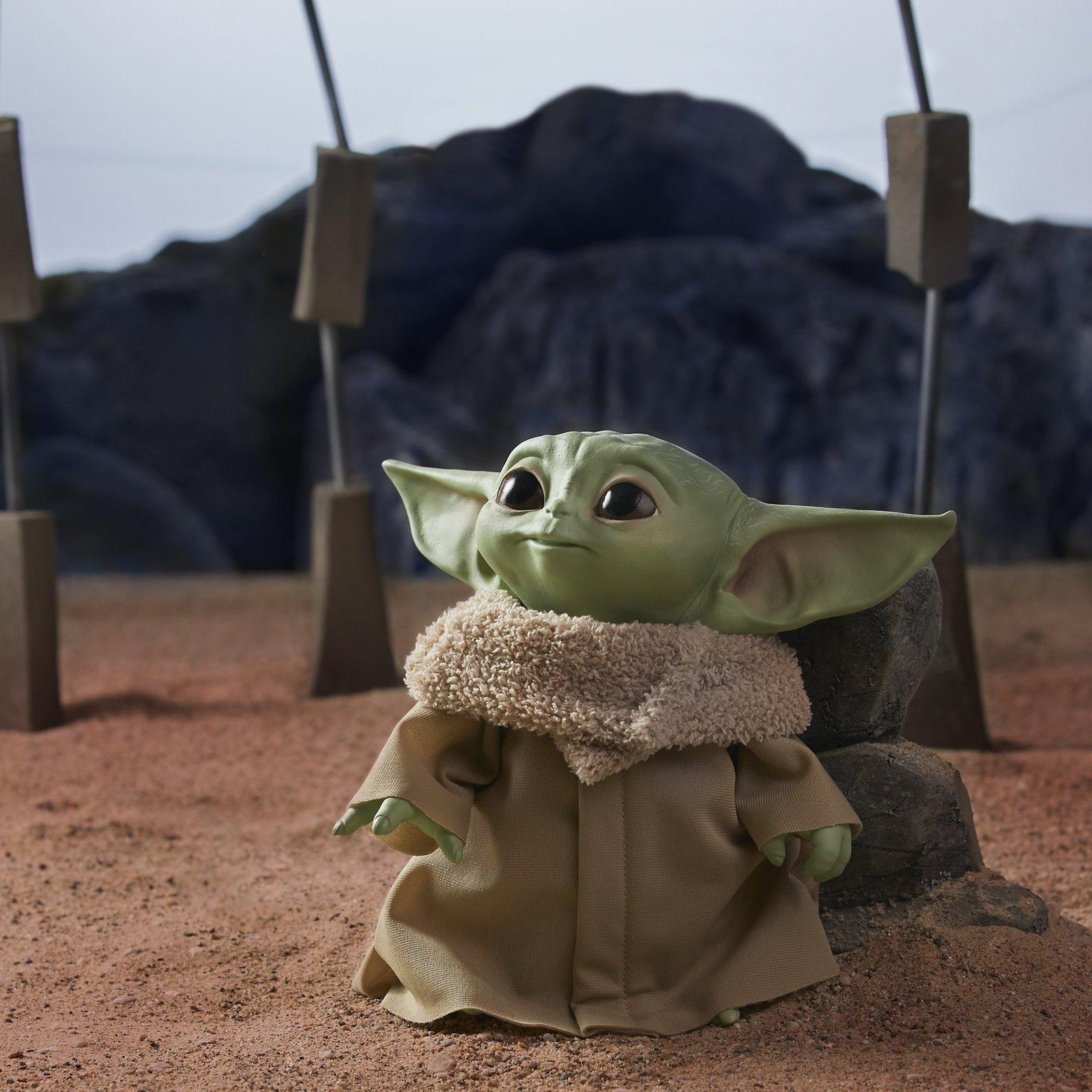 Star Wars: The Child Talking Plush image