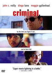 Criminal on DVD