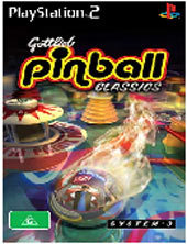 Gottlieb Pinball Classics for PlayStation 2