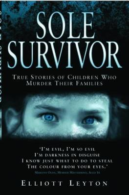 Sole Survivor by Elliott Leyton image