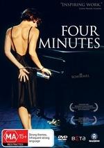 Four Minutes on DVD