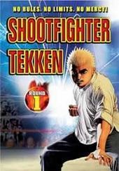 Shootfighter Tekken on DVD