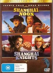 Shanghai Noon / Shanghai Knights - Collector's 2-Pack (2 Disc Set) on DVD