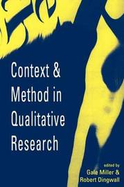 Context and Method in Qualitative Research image