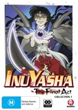 Inuyasha - The Final Act Collection 1 DVD