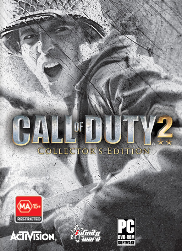 Call of Duty 2: DVD Collector's Edition for PC Games