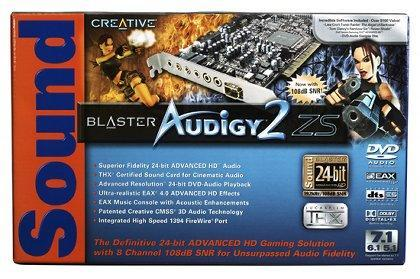 Creative Audigy2 ZS   OEM