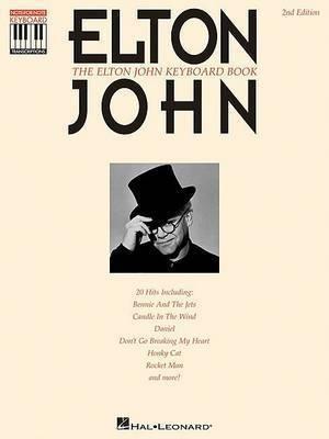 The Elton John Keyboard Book by Elton John