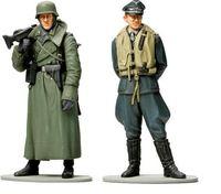 Tamiya German Gunner and Pilot 1/35 Model Kit