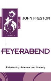 Feyerabend by John Preston image