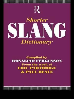 Shorter Slang Dictionary image
