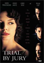 Trial By Jury on DVD