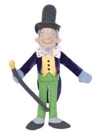 Roald Dahl: Willy Wonka Soft Toy