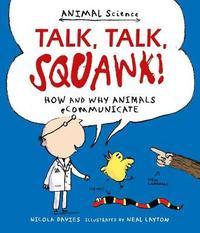 Talk, Talk, Squawk! by Nicola Davies image