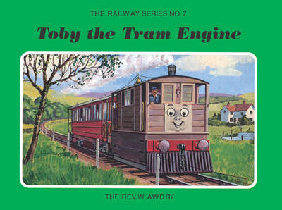 The Railway Series No. 7: Toby the Tram Engine by Wilbert Vere Awdry image