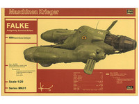 Maschinen Krieger - 1/20 Pkf.85 Falke Antigravity Armored Raider - Model Kit
