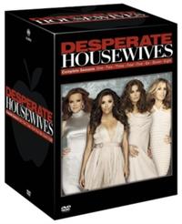 Desperate Housewives: Seasons 1- 8 on DVD