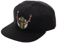 Rick and Morty: Pickle Rick - Snapback Cap