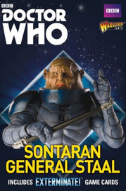 Doctor Who: Sontaran General Staal