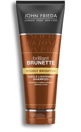 John Frieda Brilliant Brunette Visibly Brighter Shampoo (250ml)