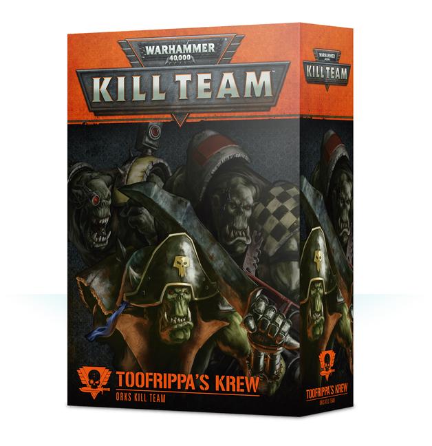Warhammer 40,000: Kill Team - Toofrippa's Krew
