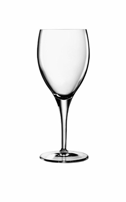 Luigi Bormioli: Michelangelo Masterpiece Wine Glasses - Set of 4 Gift Boxed (480ml)
