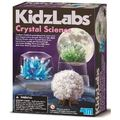 4M: Kidzlabs Crystal Science