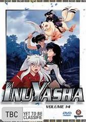 Inuyasha - Vol 14 on DVD