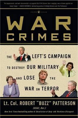 War Crimes by Robert Patterson image