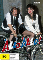 'Allo 'Allo! - Series 5 on DVD