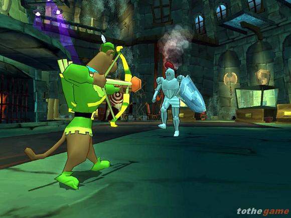Scooby Doo! Unmasked for PS2 image