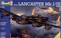 Revell Avro Lancaster Mk.I/III 1:72 Model Kit