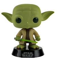 Star Wars Yoda Pop! Vinyl Bobble Head Figure