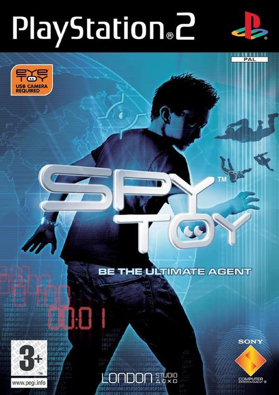 SpyToy (game only) for PlayStation 2