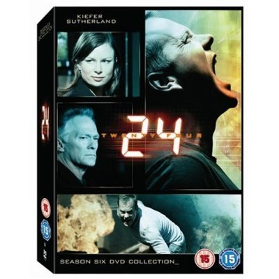 24 - Complete Season 6 (7 Disc Set) on DVD