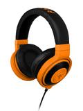 Razer Kraken Neon Gaming & Music Headphones (Orange) for